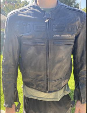 Icon Motörhead jacket with removable liner for Sale in Denton, TX