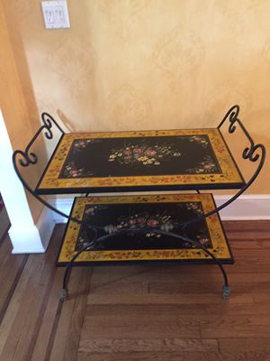 Tea Cart for Sale in Garden City South, NY