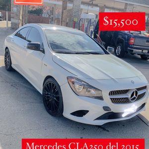 2015 Mercedez CLA250 for Sale in Carrollton, TX