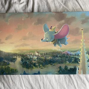 Disney Flight Over Fantasyland By Rob Kaz for Sale in Orlando, FL
