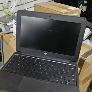 Wholesale Lots Of 5 Pcs HP Chromebook Duo Laptop Computer Chromebook WiFi Webcam HDMI Processor: 2.0ghz Core 2 Duo Memory: 2Gb Ram Harddisk: 16GB SSD for Sale in Queens, NY