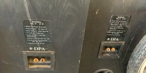 Digital pro audio speakers for Sale in Visalia, CA