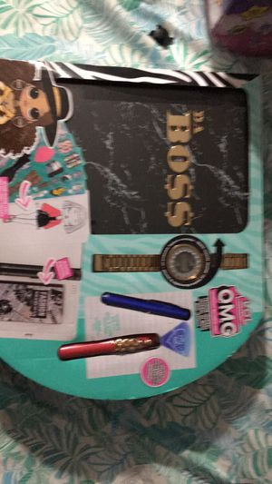 L.O.L. Surprise! O.M.G. Fashion Journal – Electronic Password Journal with Watch for Sale in Bridgeport, CT