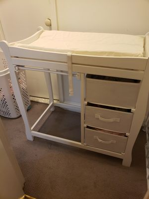 Baby Changing Table for Sale in Alexandria, VA