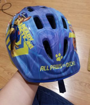 Paw Patrol Bike Helmet for Sale in Long Beach, CA