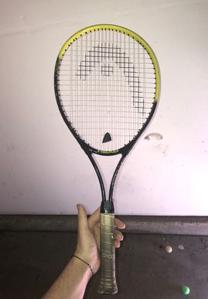 Head Tennis Racket for Sale in Tempe, AZ