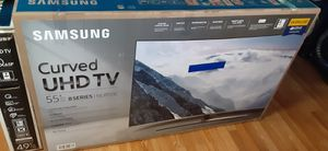 55 Samsung smart 4k uhd hdr 240mr 8series for Sale in El Monte, CA