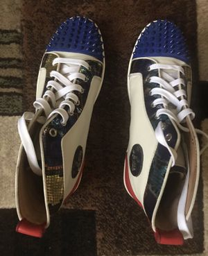 Authentic Louboutin Shoes - Size 11 / Size 44 for Sale in Gaithersburg, MD