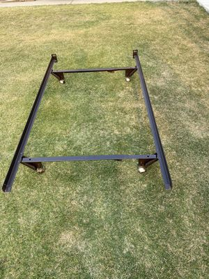 Twin Bed Frame for Sale in Lemoore, CA