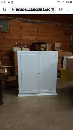 NICE UTILITY CABINET for Sale in Lynchburg,  VA