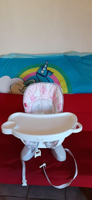 Fisher Price portable High chair Booster seat for Sale in Corona, CA