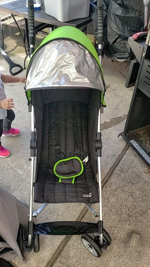 Summer 3D light baby stroller for Sale in Atascocita, TX