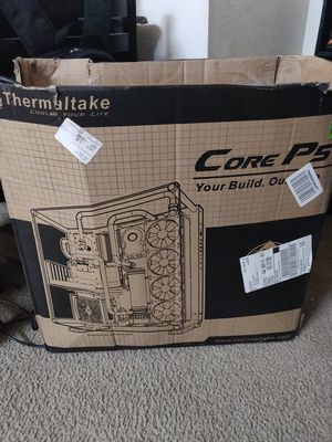 Thermaltake Core P5 Black Edition ATX Open Frame for Sale in Sierra Vista, AZ