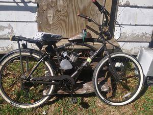 Bike with moter for Sale in Scott, LA