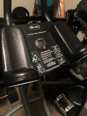 Abcoaster workout machine for Sale in Spring, TX