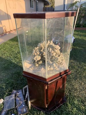30 gallon Fish Tank for Sale in Watsonville, CA