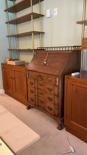 Drop front desk for Sale in Chico, CA