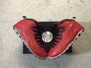 Jordan 10 Bulls Over Broadway (2015 Release) for Sale in Henderson, NV