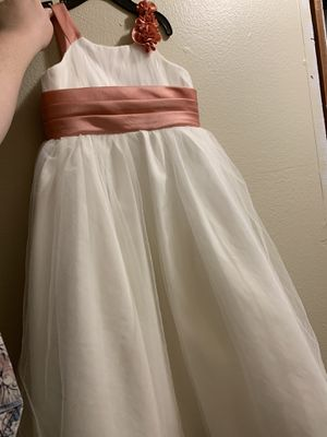 Beautiful flower girl dress for Sale in Tampa, FL
