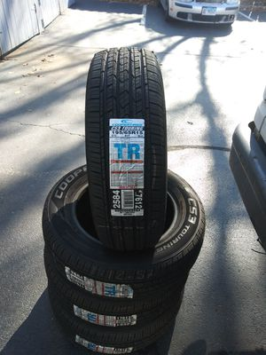 1956515 new tires cooper all weather for Sale in Oswego, IL