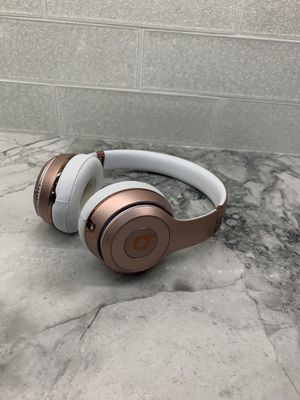Rose Gold Beats Solo for Sale in Tampa, FL