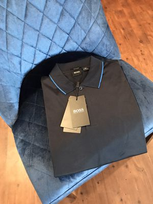 Hugo boss men's polo Gucci Versace 40$ shirt new M L XL for Sale in Austin, TX