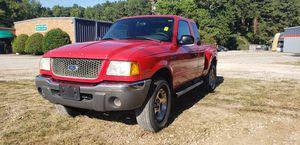 2001 FORD RANGER 4X4 SUPER CAB for Sale in Jonesboro, GA