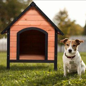 Outdoor Indoor Wooden Pet House for Sale in Riverside, CA