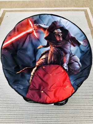 Brand New with Tags Kylo Ren Saucer Chair for Sale in McLean, VA