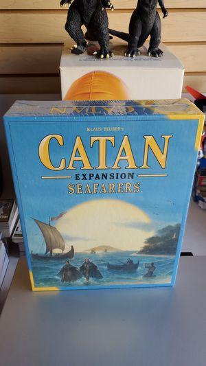 """Catan Studio 2016"""" Catan Expansion Seafarers 5th Edition Board Game NEW for Sale in Gardena, CA"""