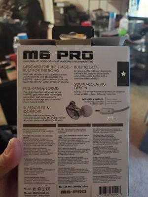 M6 Pro earbuds for Sale in Denver, CO