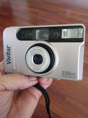 Vintage Vivitar 550 PZ Point-n-shoot TESTED for Sale in Chino, CA