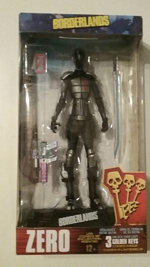 (Borderlands 2) Zero action figure for Sale in Sun City, AZ