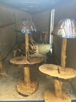 Floor-table lamps. for Sale in East Jordan, MI