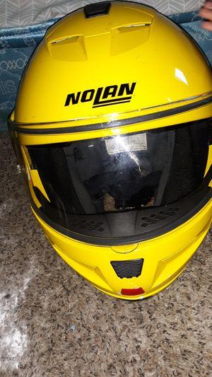 NOLAN MOTORCYCLE HELMET for Sale in Germantown, MD