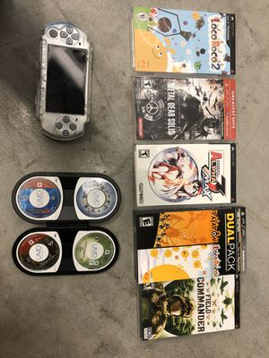 PSP with games for Sale in Miami, FL