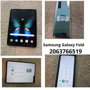 512 GB SAMSUNG GALAXY FOLD for Sale in Seattle, WA