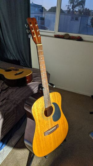 Hohner acoustic guitar maple wood for Sale in San Diego, CA