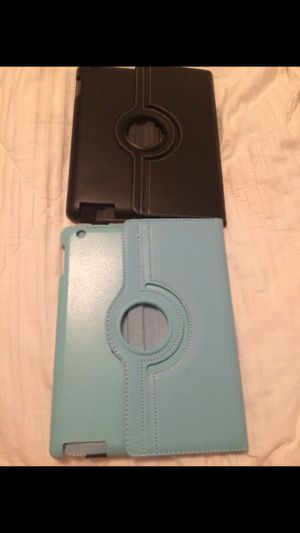 Two cases for ipad !!! for Sale in Cleveland, OH