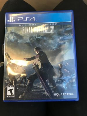Ps4 game lot for Sale in San Francisco, CA
