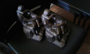 Matching Ceramic Love Statues for Sale in North Bethesda, MD
