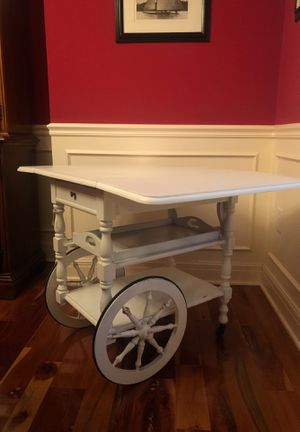 Antique dessert cart for Sale in Olathe, KS