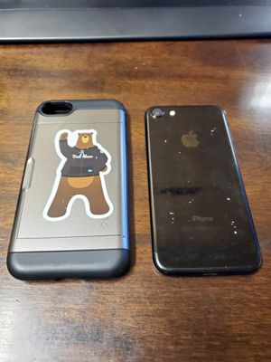 iPhone 7 128GB GSM Unlocked for Sale in Jurupa Valley, CA