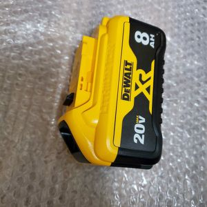 Brand new never used DEWALTXR 20-Volt Max 8 Amp-Hour Lithium Power Tool Battery $$ 90 firm for Sale in Bakersfield, CA