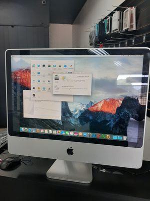 💥🖥 iMac 24' 320Gb 2009 for Sale in Dallas, TX