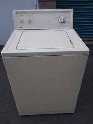 "Kenmore washer ""color almond "" for Sale in Pico Rivera, CA"