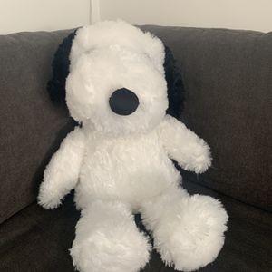Jumbo Snoopy - Soft Plush for Sale in Garden Grove, CA