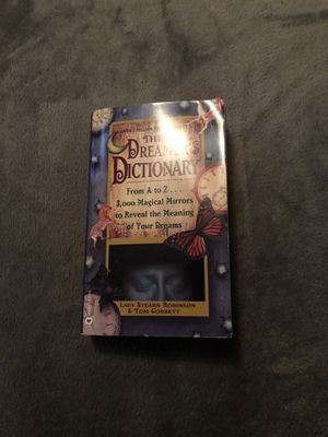 Dream Dictionary for Sale in Arroyo Grande, CA