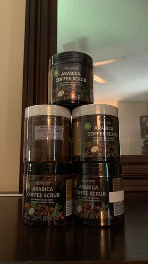 Free body scrubs for Sale in Clermont, FL