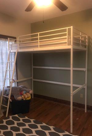 Metal bunk bed for Sale in Murfreesboro, TN